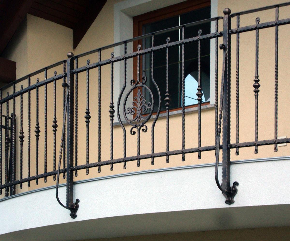 Balkonska ograja Sarnek