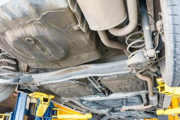 Izpušni sistemi v starejših avtomobilih
